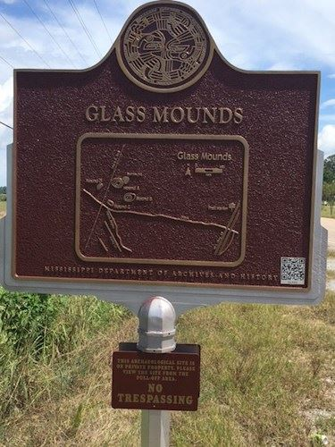 Glass-Mounds