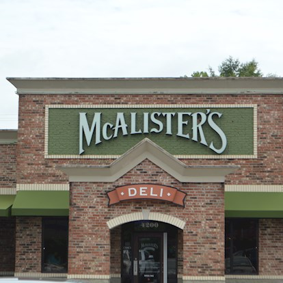 Image for McAlister's Deli
