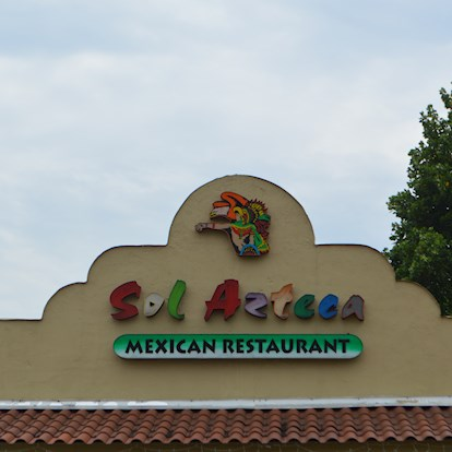 Image for Sol Azteca