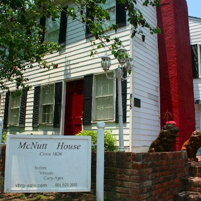 Image for The McNutt House
