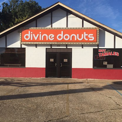 Image for Divine Do-nuts